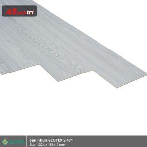sàn nhựa Glotex 4mm s471 hình 2