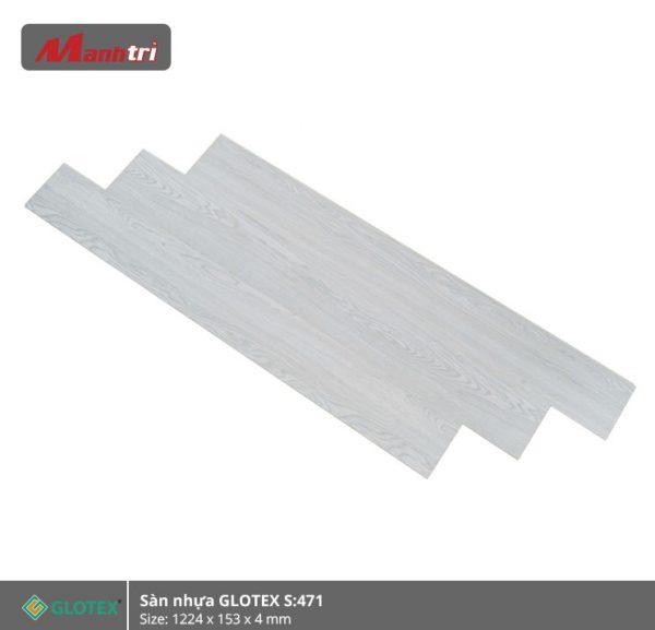 sàn nhựa Glotex 4mm s471 hình 3