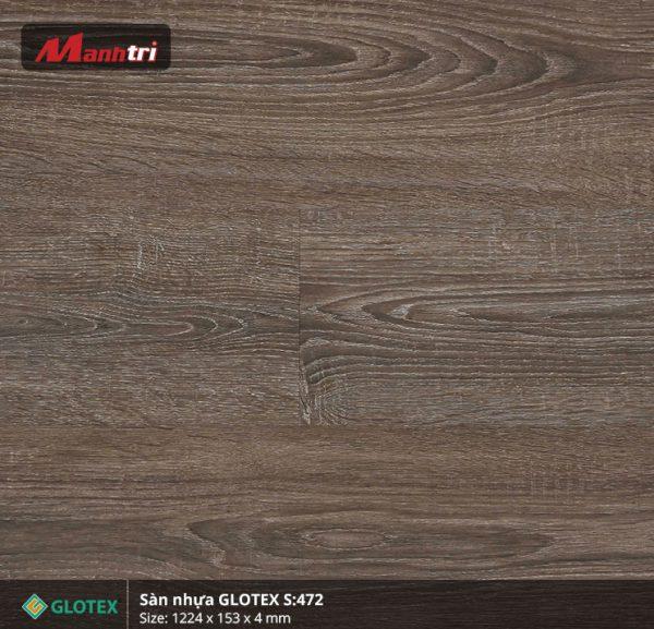 sàn nhựa Glotex 4mm s472 hình 1