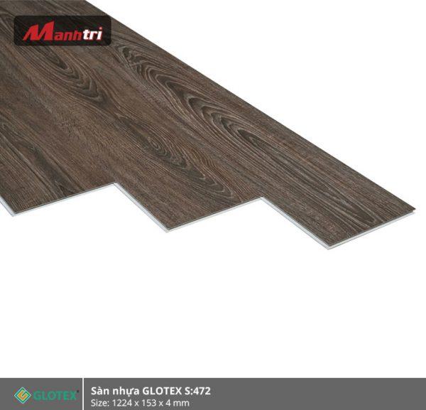 sàn nhựa Glotex 4mm s472 hình 2