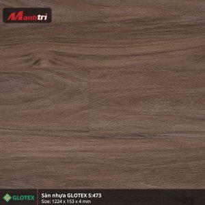 sàn nhựa Glotex 4mm s473 hình 1