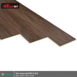 sàn nhựa Glotex 4mm s473 hình 2