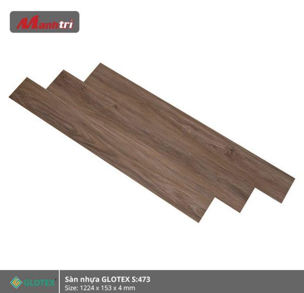 sàn nhựa Glotex 4mm s473 hình 3