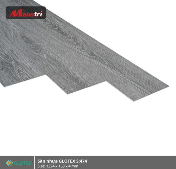 sàn nhựa Glotex 4mm s474 hình 2