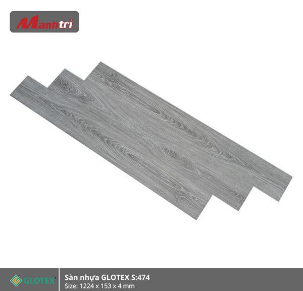 sàn nhựa Glotex 4mm s474 hình 3