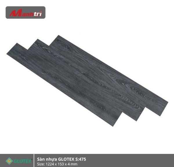 sàn nhựa Glotex 4mm s475 hình 3