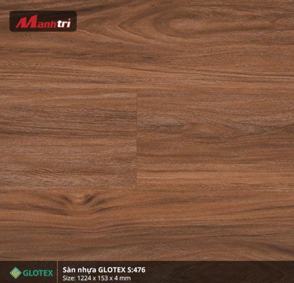 sàn nhựa Glotex 4mm s476 hình 1