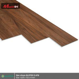 sàn nhựa Glotex 4mm s476 hình 2