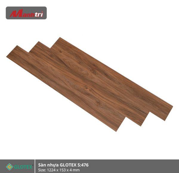 sàn nhựa Glotex 4mm s476 hình 4