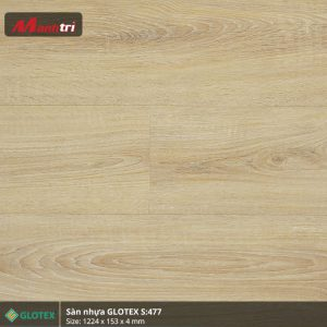 sàn nhựa Glotex 4mm s477 hình 1
