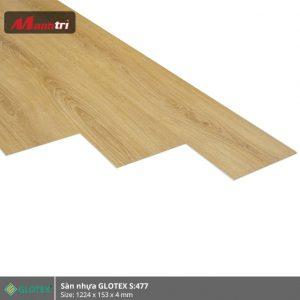 sàn nhựa Glotex 4mm s477 hình 2
