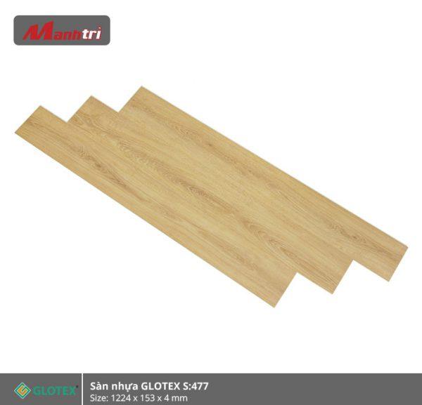 sàn nhựa Glotex 4mm s477 hình 3