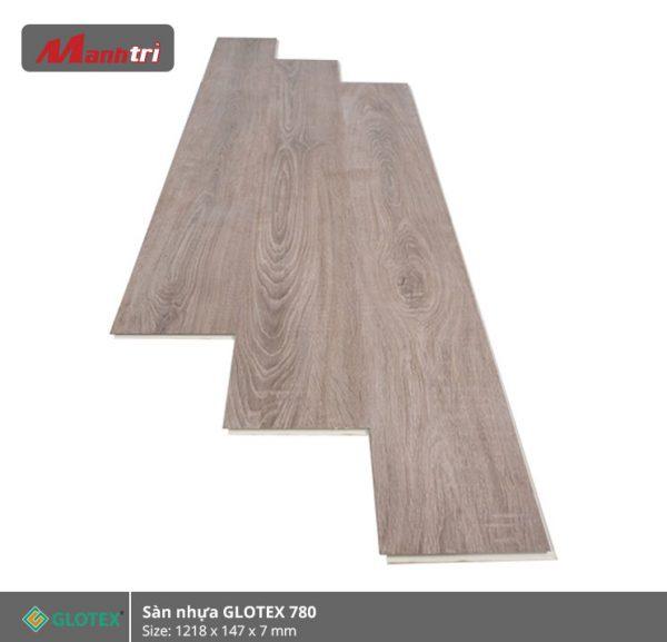 sàn nhựa glotex 780