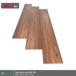 sàn nhựa glotex 782