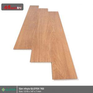 sàn nhựa glotex 783