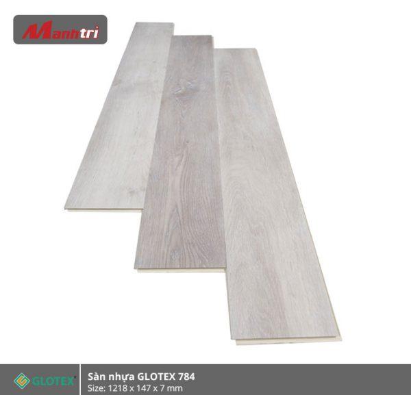 sàn nhựa glotex 784