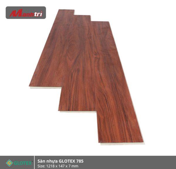 sàn nhựa glotex 785