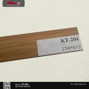Nẹp kết thúc KT-204