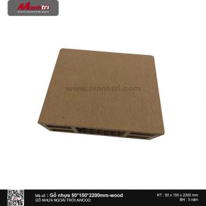Thanh lam 50x150 Wood