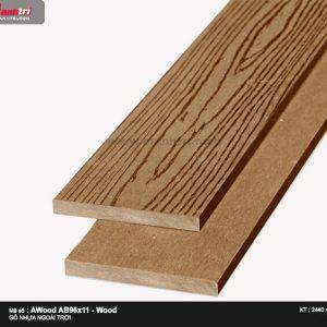 Ốp trần Awood AB96X11-Wood
