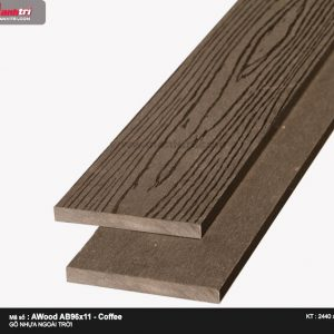 Ốp trần Awood AB96X11 - Coffee
