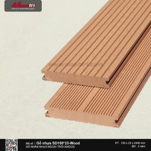 Sàn gỗ Awood SD150x23-Wood