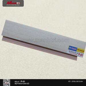 Nẹp nhựa P-01