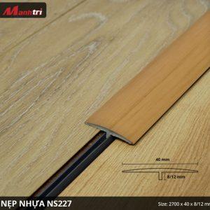nep nhựa NS227