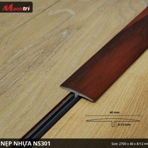 nep nhựa NS301