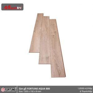 Sàn gỗ Fortune 800 hình 1
