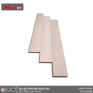 Sàn gỗ Fortune 801 hình 1