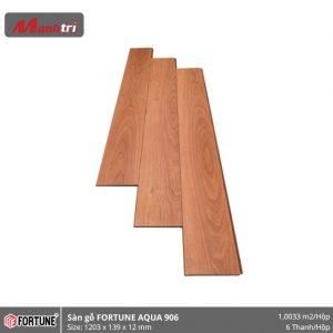 Sàn gỗ Fortune 906 hình 1