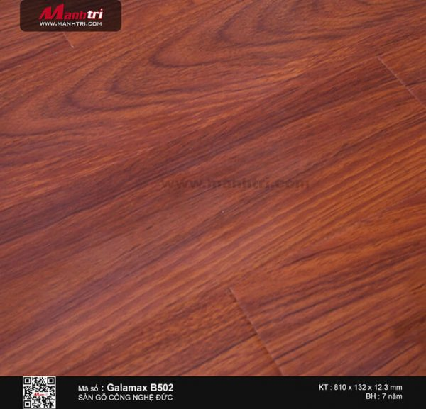 Sàn gỗ công nghiệp Galamax B502