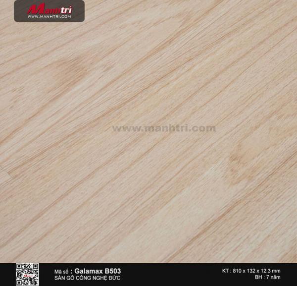 Sàn gỗ công nghiệp Galamax B503