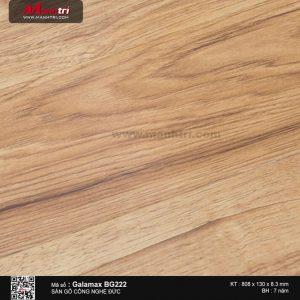 Sàn gỗ công nghiệp Galamax BG222