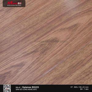 Sàn gỗ công nghiệp Galamax BG223