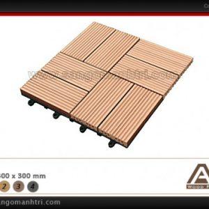 Vỉ gỗ nhựa Awood DT02