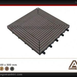 Vỉ gỗ nhựa Awood DT052 600 x 369