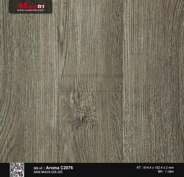 Sàn nhựa Aroma C 2076