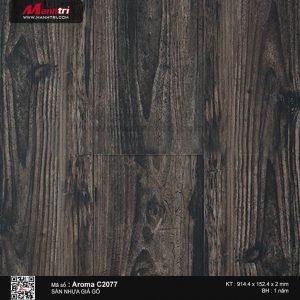 Sàn nhựa Aroma C 2077