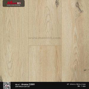 Sàn nhựa Aroma C 2081