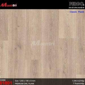 01801 pergo classic plank