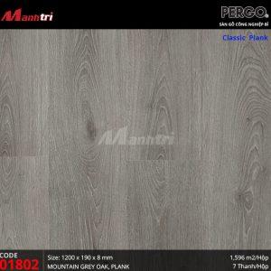 01802 pergo classic plank