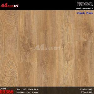3366 pergo classic plank