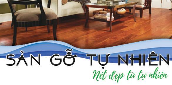 Banner sàn gỗ tự nhiên