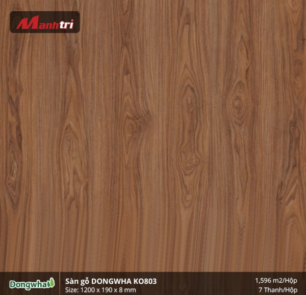 Sàn gỗ Dongwha KO803 hình 1