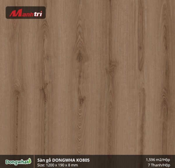 Sàn gỗ Dongwha KO805 hình 1
