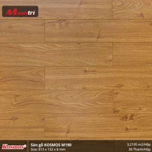 Sàn gỗ Kosmos M190 hình 2