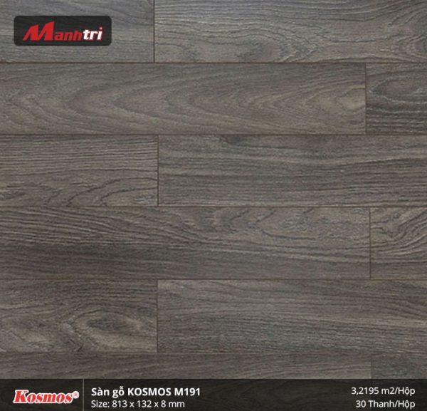 Sàn gỗ Kosmos M191 hình 2