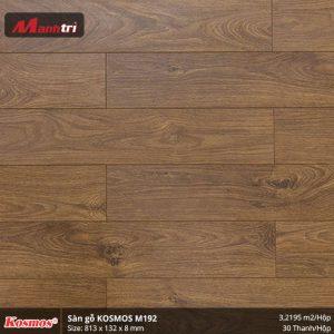 Sàn gỗ Kosmos M192 hình 2
